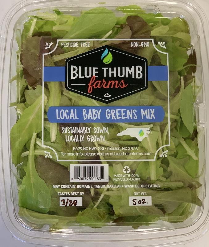PF Baby Greens Mix